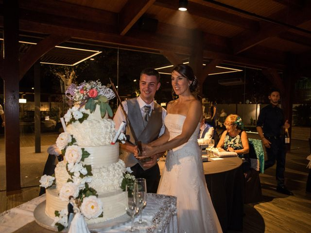 La boda de Jordi y Encarni en Sant Fost De Campsentelles, Barcelona 22