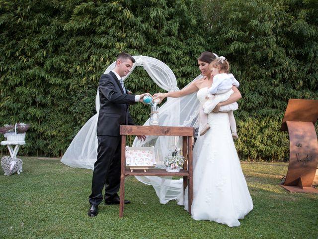 La boda de Jordi y Encarni en Sant Fost De Campsentelles, Barcelona 27