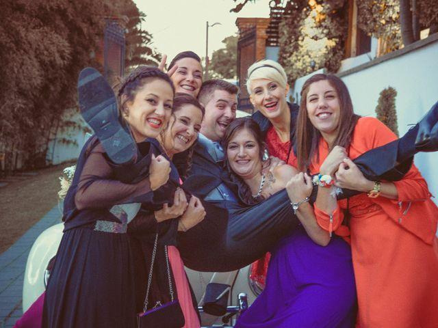 La boda de Jordi y Encarni en Sant Fost De Campsentelles, Barcelona 53