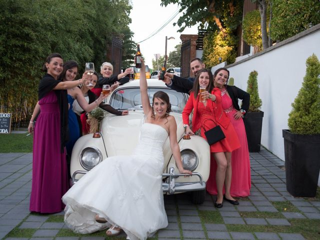 La boda de Jordi y Encarni en Sant Fost De Campsentelles, Barcelona 61
