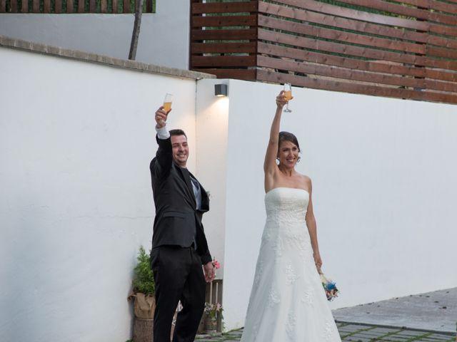 La boda de Jordi y Encarni en Sant Fost De Campsentelles, Barcelona 71
