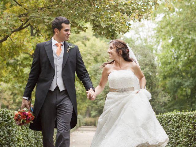 La boda de Jorge y Ana en Madrid, Madrid 12