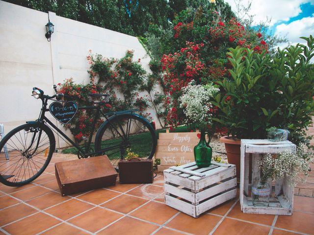 La boda de Paco y Miriam en Villacañas, Toledo 2