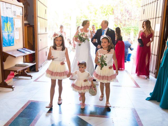 La boda de Ronnie y Francisca en Benalmadena Costa, Málaga 13