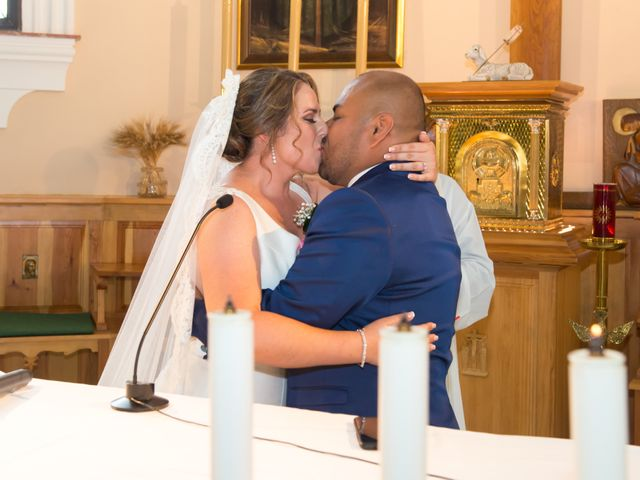 La boda de Ronnie y Francisca en Benalmadena Costa, Málaga 16