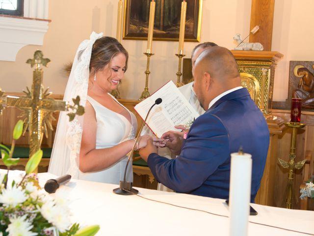 La boda de Ronnie y Francisca en Benalmadena Costa, Málaga 17