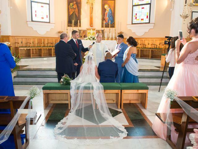 La boda de Ronnie y Francisca en Benalmadena Costa, Málaga 20