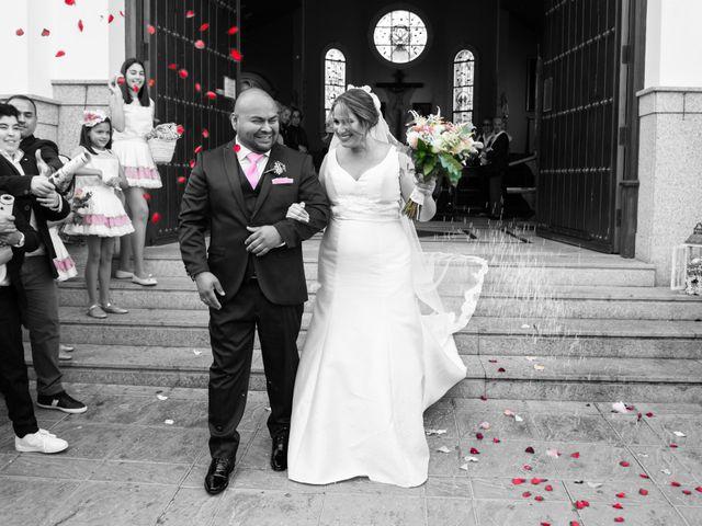 La boda de Ronnie y Francisca en Benalmadena Costa, Málaga 21