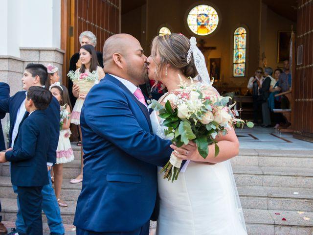 La boda de Ronnie y Francisca en Benalmadena Costa, Málaga 22