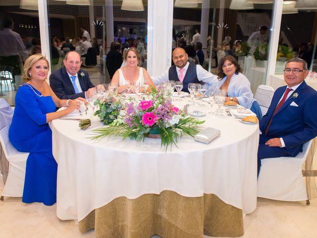 La boda de Ronnie y Francisca en Benalmadena Costa, Málaga 31