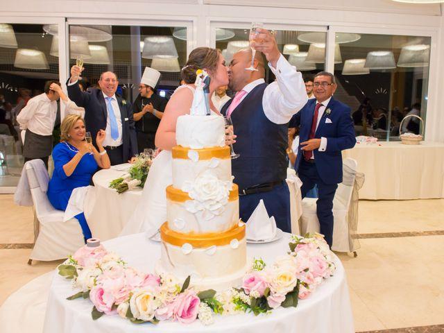 La boda de Ronnie y Francisca en Benalmadena Costa, Málaga 33