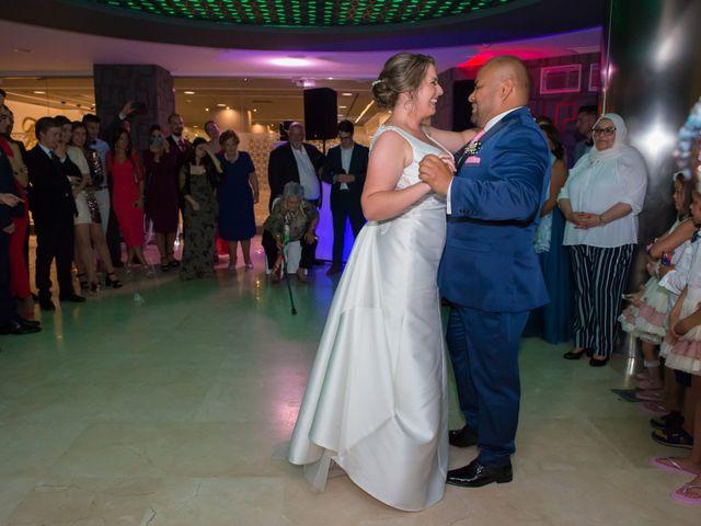 La boda de Ronnie y Francisca en Benalmadena Costa, Málaga 39