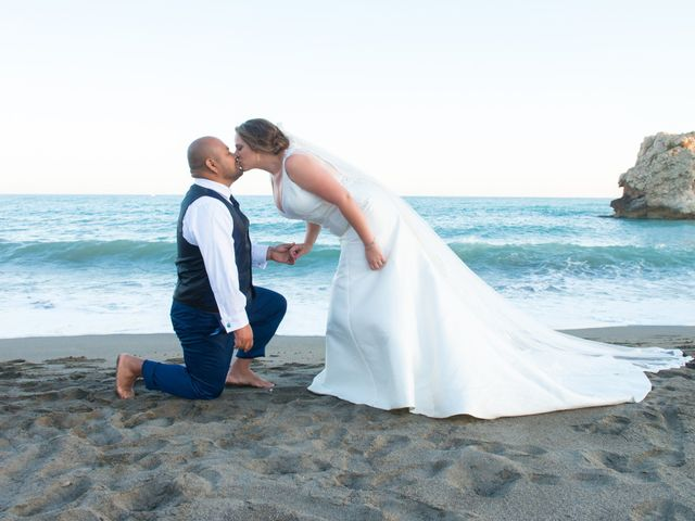 La boda de Ronnie y Francisca en Benalmadena Costa, Málaga 45