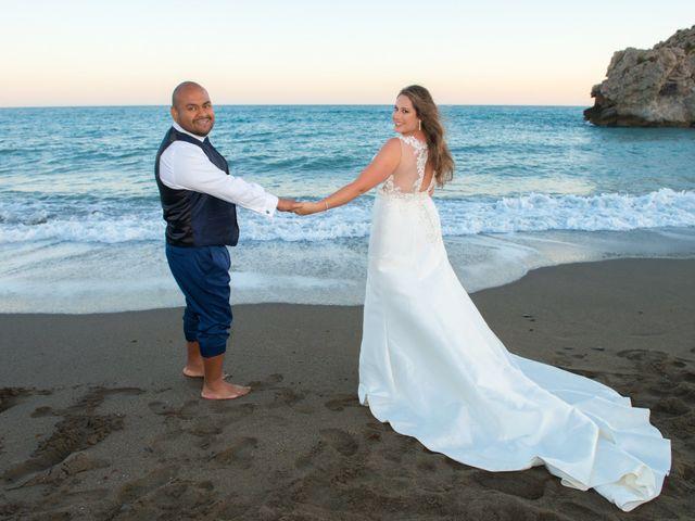 La boda de Ronnie y Francisca en Benalmadena Costa, Málaga 47