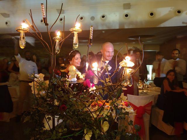 La boda de Albert y Miriam en Premia De Dalt, Barcelona 1