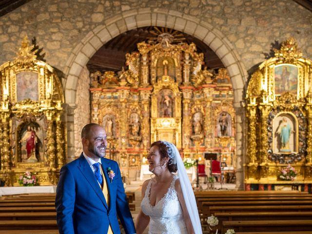La boda de Gonzalo y Gemma en Arenas De San Pedro, Ávila 17