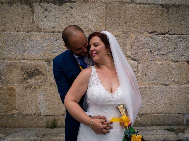 La boda de Gonzalo y Gemma en Arenas De San Pedro, Ávila 18
