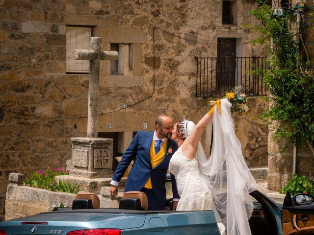La boda de Gonzalo y Gemma en Arenas De San Pedro, Ávila 25
