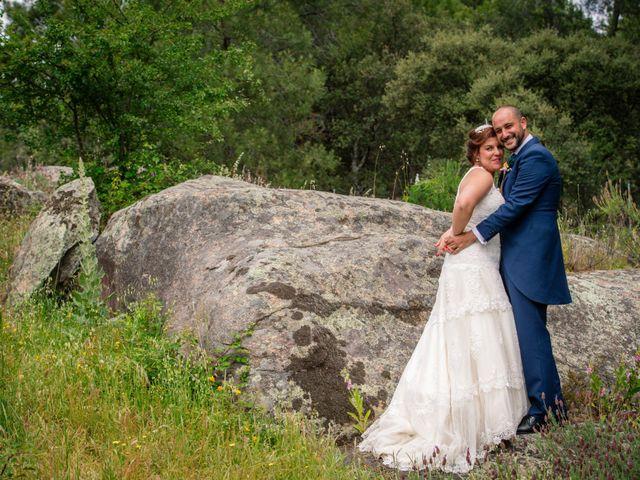 La boda de Gonzalo y Gemma en Arenas De San Pedro, Ávila 29