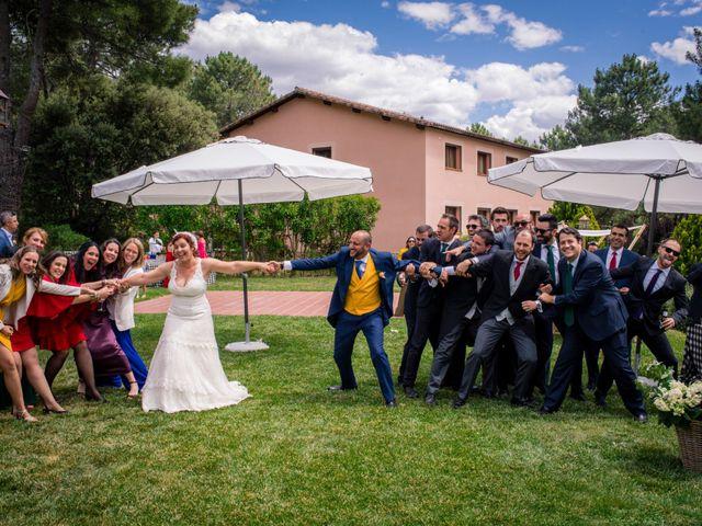 La boda de Gonzalo y Gemma en Arenas De San Pedro, Ávila 31