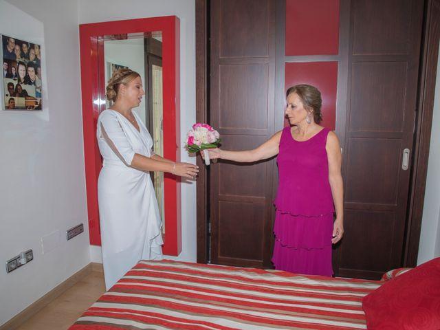La boda de Pablo y Patricia en Málaga, Málaga 5
