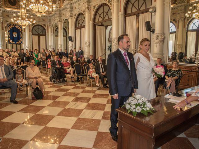 La boda de Pablo y Patricia en Málaga, Málaga 8