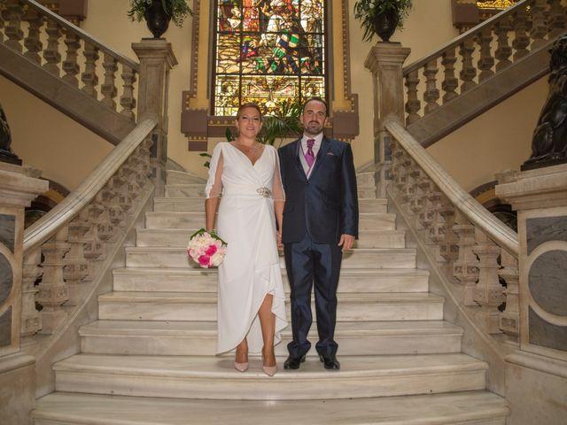 La boda de Pablo y Patricia en Málaga, Málaga 10