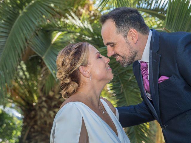 La boda de Pablo y Patricia en Málaga, Málaga 11