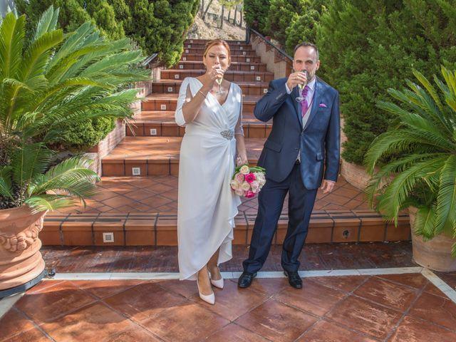 La boda de Pablo y Patricia en Málaga, Málaga 18