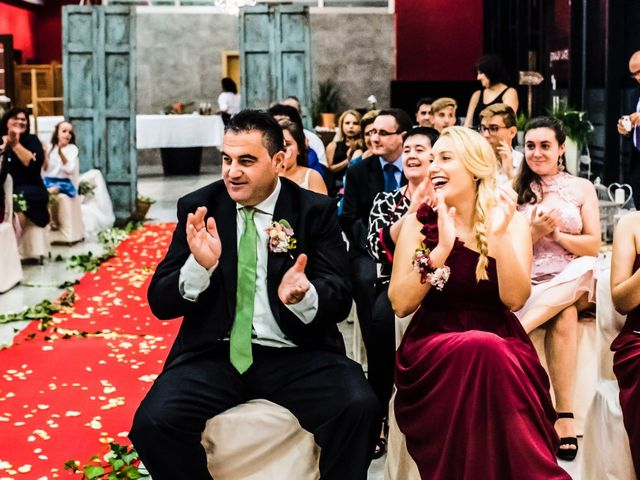 La boda de Pepe y Maria en Segorbe, Castellón 50