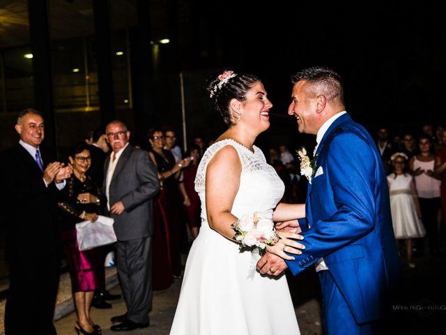 La boda de Pepe y Maria en Segorbe, Castellón 54
