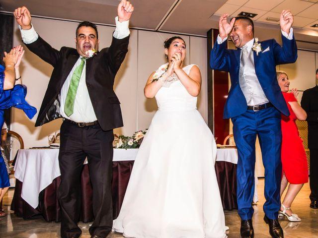 La boda de Pepe y Maria en Segorbe, Castellón 57