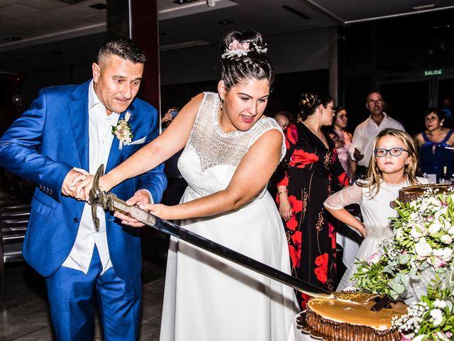 La boda de Pepe y Maria en Segorbe, Castellón 61