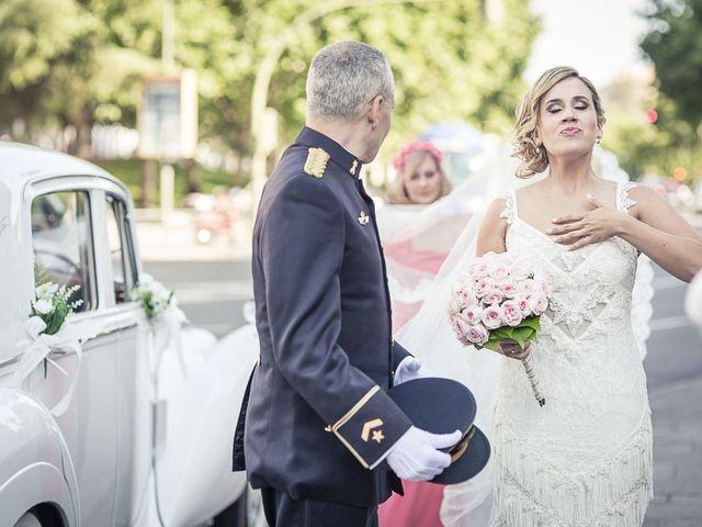 La boda de Ashil y Nerea en El Molar, Madrid 11