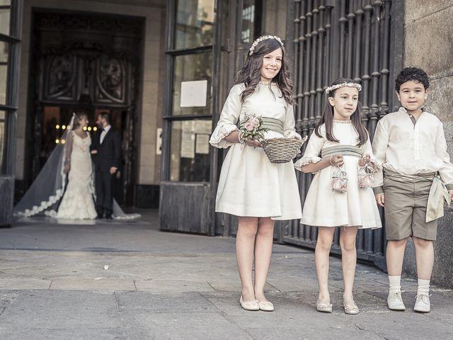La boda de Ashil y Nerea en El Molar, Madrid 12