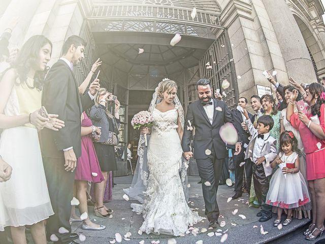 La boda de Ashil y Nerea en El Molar, Madrid 13