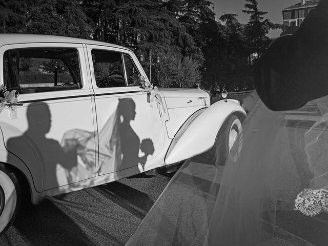 La boda de Ashil y Nerea en El Molar, Madrid 1