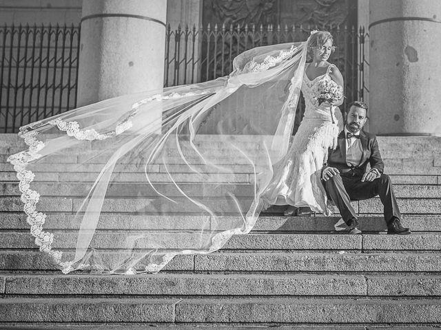La boda de Nerea y Ashil