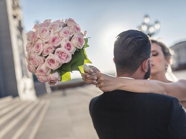 La boda de Ashil y Nerea en El Molar, Madrid 16