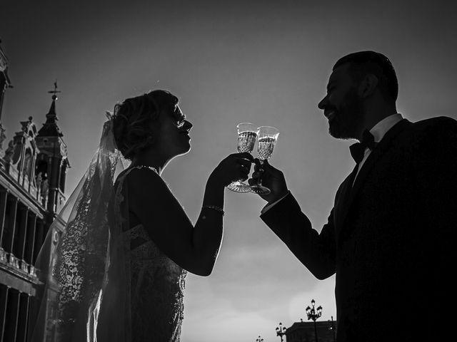 La boda de Ashil y Nerea en El Molar, Madrid 19