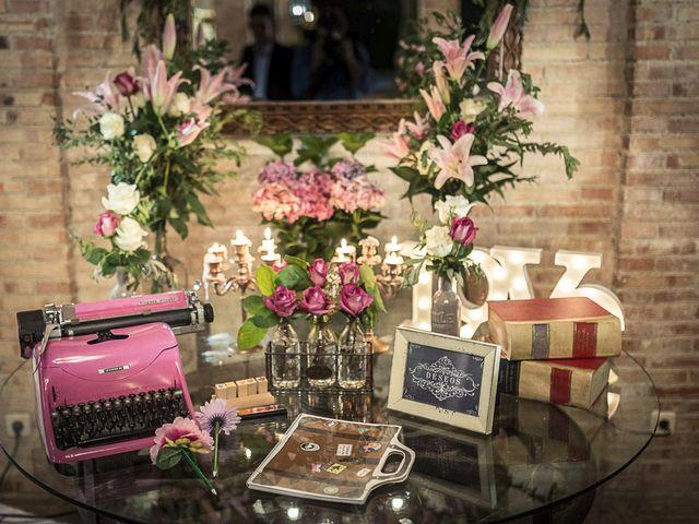 La boda de Ashil y Nerea en El Molar, Madrid 22