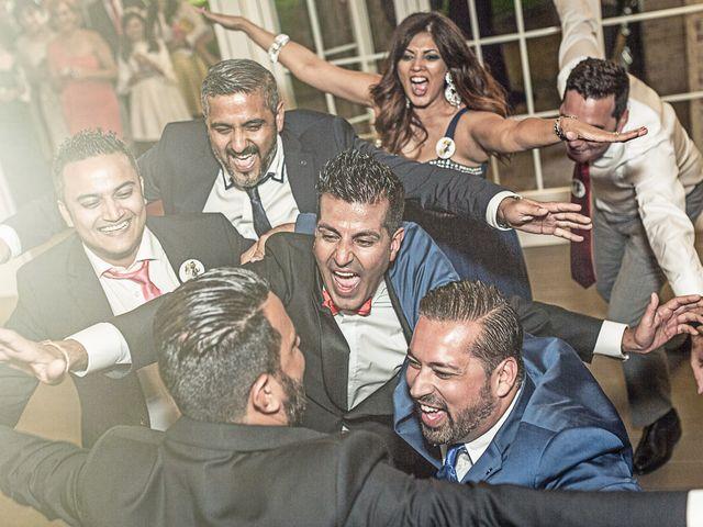 La boda de Ashil y Nerea en El Molar, Madrid 23