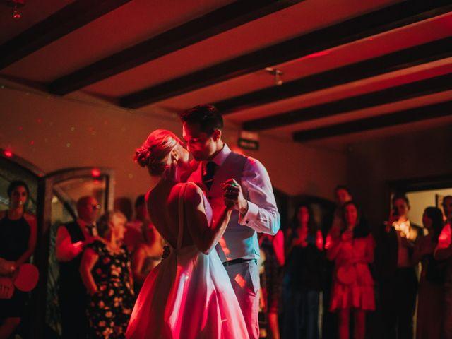 La boda de Jen y Luis