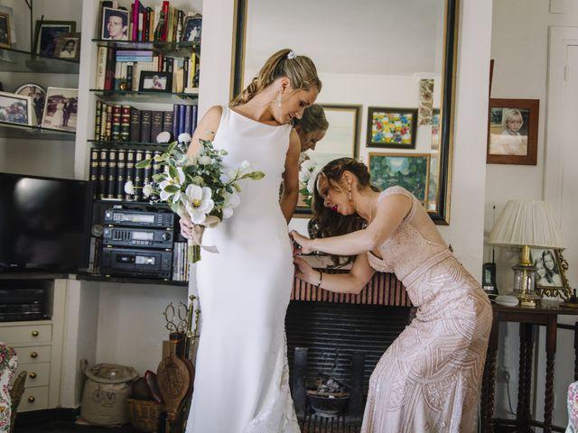 La boda de Jaime y Ana en Hoyo De Manzanares, Madrid 15