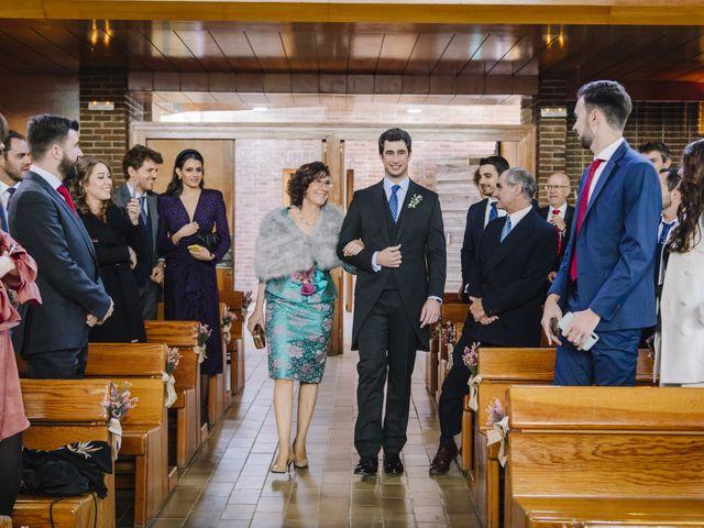 La boda de Jaime y Ana en Hoyo De Manzanares, Madrid 16