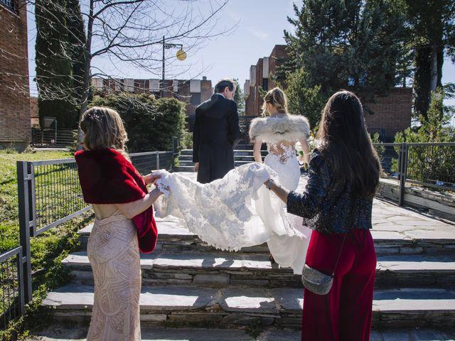 La boda de Jaime y Ana en Hoyo De Manzanares, Madrid 17