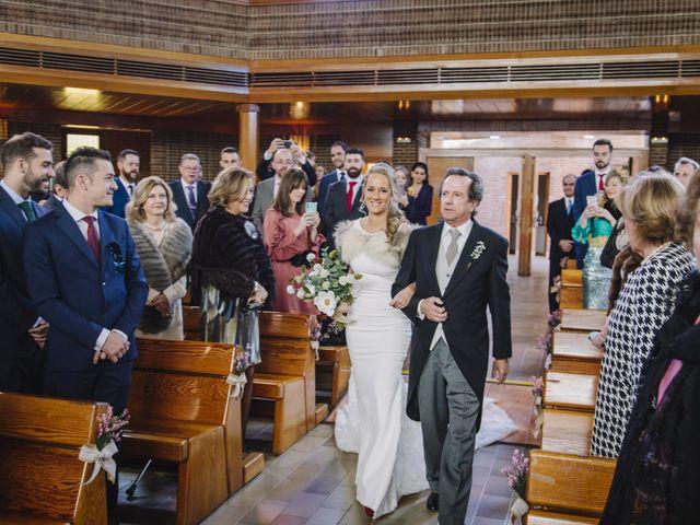La boda de Jaime y Ana en Hoyo De Manzanares, Madrid 18