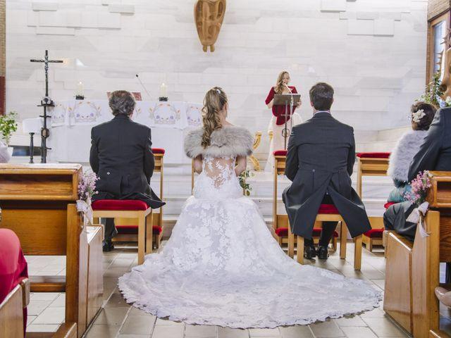 La boda de Jaime y Ana en Hoyo De Manzanares, Madrid 19