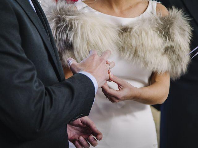 La boda de Jaime y Ana en Hoyo De Manzanares, Madrid 21