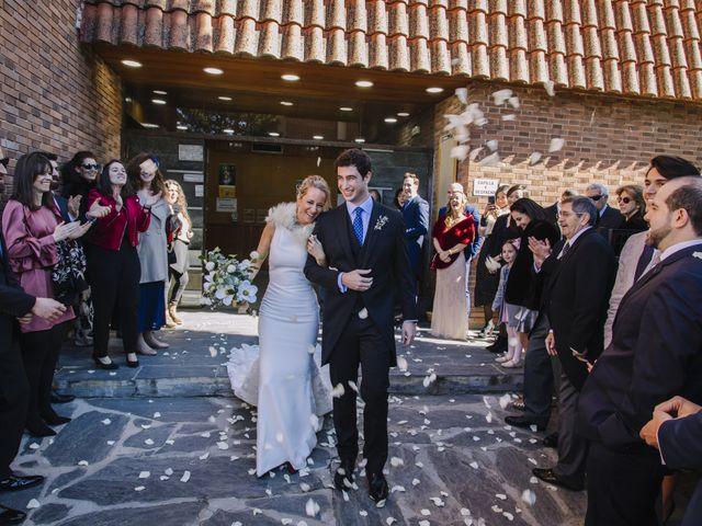 La boda de Jaime y Ana en Hoyo De Manzanares, Madrid 23
